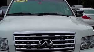 infiniti qx56 hood 2009 infiniti qx56 4wd technology package with 79 367 miles from