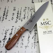ebay kitchen knives masahiro stainless msc ms 300 pete kitchen knife 120mm 11056 ebay