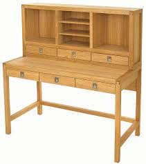 bureau top office karl stallard furniture bonaparte office funriture in solid oak
