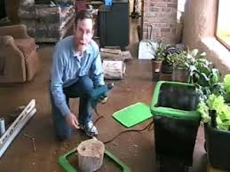 Build Your Own Indoor Garden - diy earth box make it yourself gardens container gardening and
