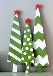 Arts And Crafts Christmas Tree - 50 inspirational christmas crafts yeahmag