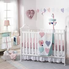 5 Piece Nursery Furniture Set by Lambs U0026 Ivy Felicity 5 Piece Crib Bedding Set