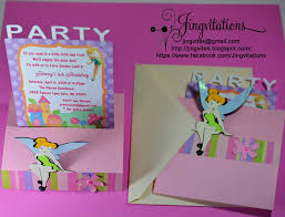 tinkerbell birthday invitations u2013 gangcraft net