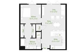 1 bedroom condo floor plans bedroom misora 1 trailer floor plans efficiency apartment modern