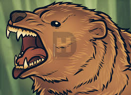 how to draw a bear spirit step by step by darkonator drawinghub