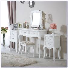 White Bedroom Furniture Sets by Dressing Table For Bedroom Attractive Mirrored Dressing Table