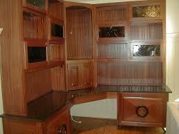 Corner Filing Cabinet Home Office U2013 Fiorenza Custom Woodworking