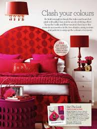 pink and red interiors by color 4 interior decorating ideas