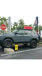 jeep cherokee rhino lifted jeep cherokee kl jeep