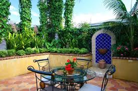 Outdoor Tile Patio Eclectic Patio With Exterior Tile Floors U0026 Accent Tile In San