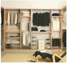 faire un dressing dans une chambre créer dressing