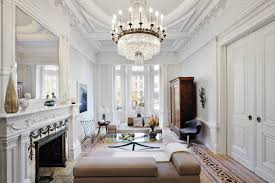 clinton hill brooklyn victorian living room new york by