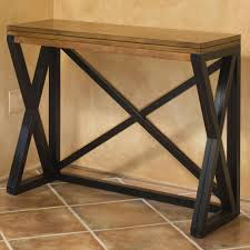 Sofa Mate Table by Rustic Oak Bar By Sunny Designs Wolf And Gardiner Wolf Furniture