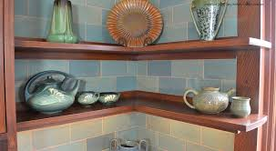 Tiles For Backsplash In Kitchen A Craftsman Kitchen Lover U0027s Dream Subway Tile Blog Mercury Mosaics