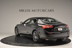 lexus of greenwich certified pre owned 2016 maserati ghibli s q4 ex loaner stock m1548 for sale near