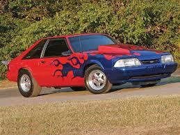 1993 mustang lx 1993 ford mustang lx 93 lx hatch drag car 5 0 mustang