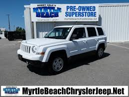 patriot sport jeep certified pre owned 2016 jeep patriot sport 4d sport utility in