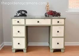 Desk Painting Ideas 91 Best Desks U0026 Secretaries Chalk Paint Ideas Images On