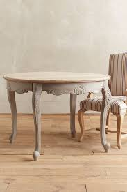 Dining Tables Round Cabriole Dining Table Round Anthropologie