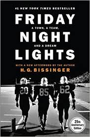amazon black friday book code friday night lights 25th anniversary edition a town a team and