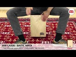 meinl mini cajon with birch frontplate light brown find your best cajon today 4 favorites out of 10 prospects