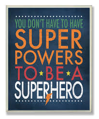 superhero home decor amazon com stupell home décor dark blue superhero rules rectangle