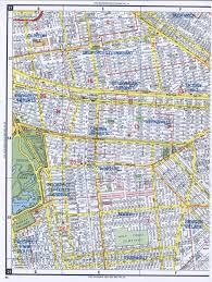 Large Scale Map Eastern Brooklyn Map