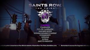 Saints Row 3 Gang Operations Map Saints Row The Third Beta 2009 Saints Row Mods