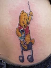 friends winnie pooh tattoos tattoo articles