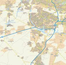 Gold Line Map Map Of Lenasia
