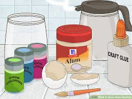 alum photo 3 ways to grow alum crystals wikihow