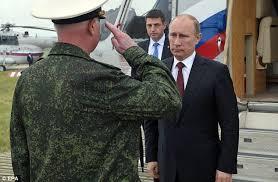 vladimir putin military vladimir putin oversees largest display of russia s military might