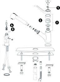 repairing moen kitchen faucet repair moen kitchen faucet for valve image for kitchen faucet