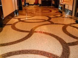 current by linda beaumont terrazzo floor for bellevue wa city