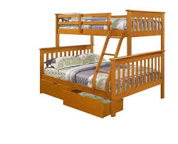 Free Plans Twin Over Full Bunk Beds by Best 25 Twin Full Bunk Bed Ideas On Pinterest Full Bunk Beds