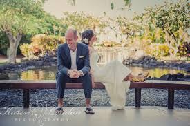 mauna lani bay wedding