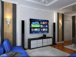 interior scene flat 02 modern style 3d cgtrader