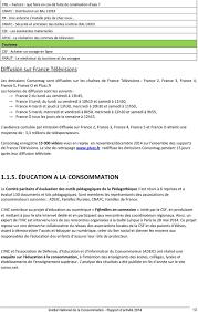 consomag fournitures bureau institut national de la consommation rapport d activité pdf