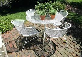Wrought Iron Outdoor Swing by Patio Ideas Wrought Iron Patio Table Legs Metal Mesh Top Patio