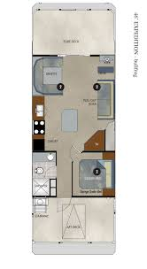 Deck Floor Plan by Floor Plan 46 Ft Expedition Houseboat Lake Powell Resorts