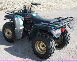 1995 yamaha kodiak 400 4x4 atv item 6407 sold november
