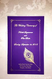 ceremony cards for weddings invitations wedding stationery in kingston ma indian fusion