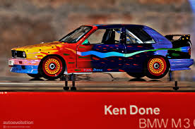 bmw m3 miniature bmw and the car project in miniature autoevolution