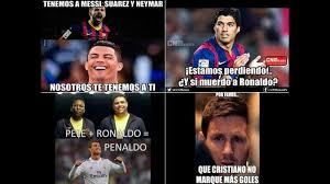 imágenes del real madrid graciosas memes ponen la cuota de humor tras el clásico real madrid vs barcelona