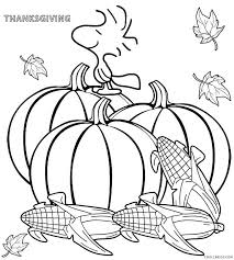 coloring pages thanksgiving coloring pages brown page