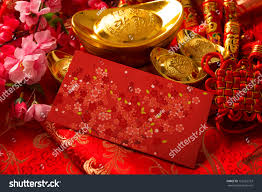 festival decorations chinese new year festival decorations ang stock photo 125162753