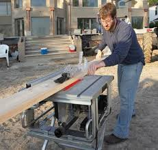 Bosch Table Saw Review by Gts1031 10 In Portable Jobsite Table Saw Bosch Power Tools