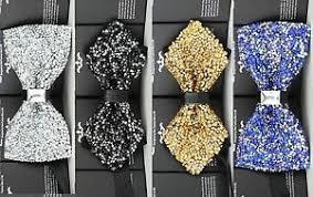 diamond studded stylish mens diamond studded sparkling partying wedding groomsmen