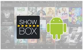 for android showbox apk show box app