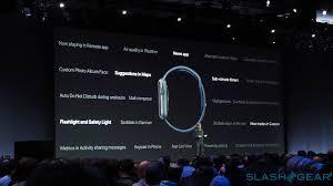 Maps Coaching Watchos 4 Detailed Siri New Watchfaces Nfc Expands Slashgear